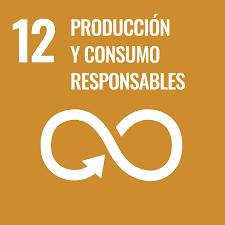 Objetivo número 12 de los ODS de la ONU.